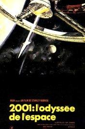 Affiche du film : 2001 : l'Odyssée de l'espace