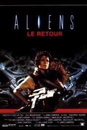 background picture for movie Aliens le retour