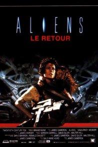 Affiche du film : Aliens le retour