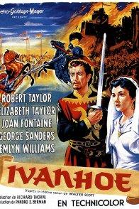 Affiche du film : Ivanhoe