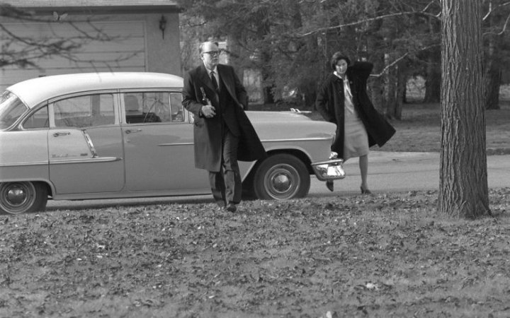 Photo dernier film Robert Huculak