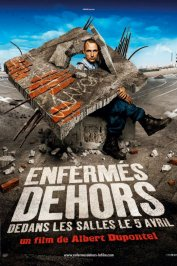 background picture for movie Enfermés dehors