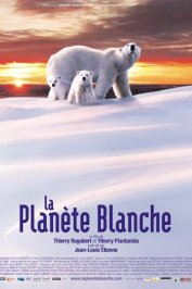 background picture for movie La planete blanche