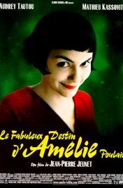 Affiche du film : Le fabuleux destin d'Amélie Poulain