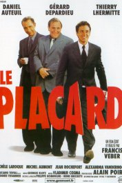 background picture for movie Le placard