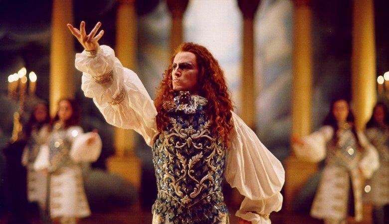 Photo du film : Le Roi danse