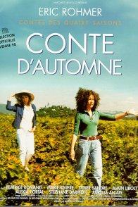 Affiche du film : Conte d'automne