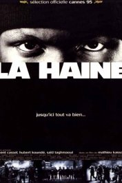 background picture for movie La haine