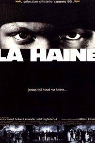 Affiche du film : La haine