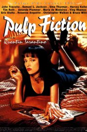 Affiche du film : Pulp fiction