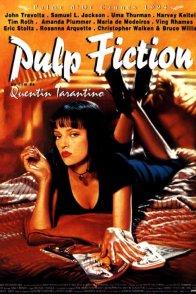 Affiche du film : Pulp fiction