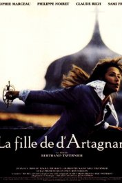 background picture for movie La fille de d'Artagnan