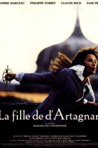 Affiche du film : La fille de d'Artagnan