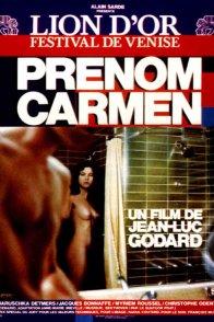 Affiche du film : Prenom carmen