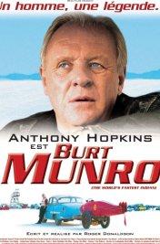Affiche du film Burt munro