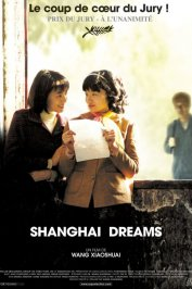 background picture for movie Shanghai dreams