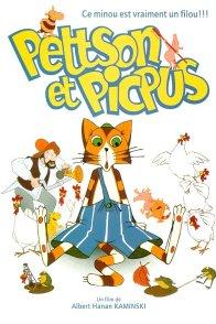 Affiche du film : Pettson Et Picpus