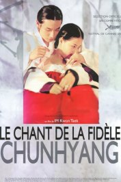background picture for movie Le chant de la fidele chunhyang