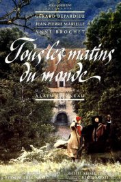background picture for movie Tous les matins du monde