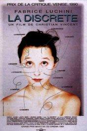 background picture for movie La Discrète