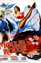background picture for movie Moulin rouge