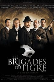 background picture for movie Les Brigades du Tigre