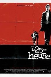 Affiche du film : La 25eme heure