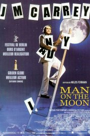 background picture for movie Man on the moon
