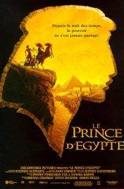 Affiche du film : Le prince d'Egypte