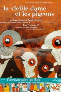 Affiche du film : La vieille dame et les pigeons