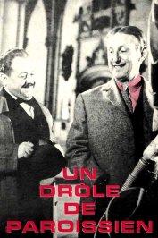 background picture for movie Un drole de paroissien