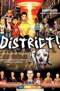Affiche du film : District !