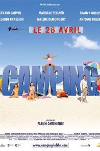 Affiche du film : Camping