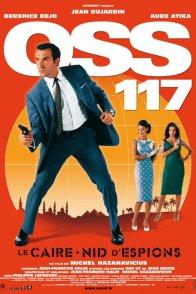 Affiche du film : OSS 117: Le Caire, nid d'espions