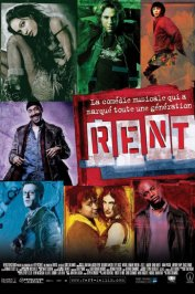 background picture for movie Rent