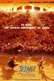 background picture for movie Astérix et les vikings
