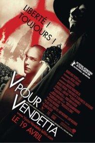 Affiche du film : V pour vendetta