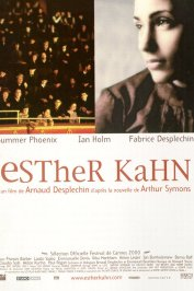 background picture for movie Esther Kahn