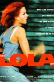 background picture for movie Cours Lola, Cours !