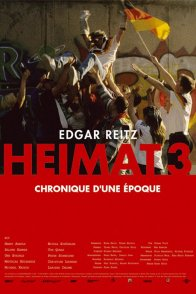 Affiche du film : Heimat 3 : adieux de schabbach