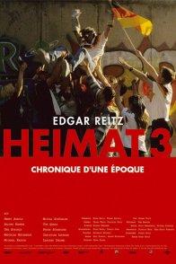 Affiche du film : Heimat 3 : les heritiers