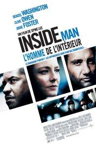 Affiche du film : Inside man (l'homme de l'interieur)