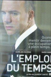 background picture for movie L'emploi du temps