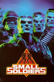background picture for movie Small soldiers