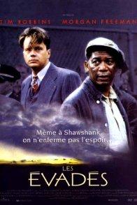 Affiche du film : Les évadés
