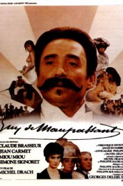 background picture for movie Guy de maupassant