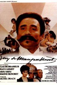 Affiche du film : Guy de maupassant