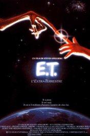 Affiche du film : E.T. l'extraterrestre