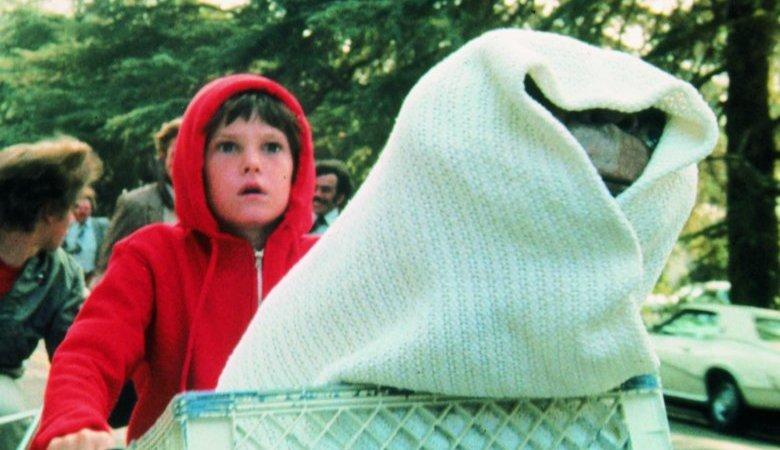 Photo du film : E.T. l'extraterrestre