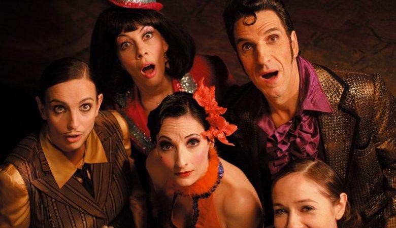 Photo du film : Cabaret paradis